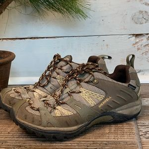 Merrell Womens Hiking Walking 8 M Gore-Tex Shoes